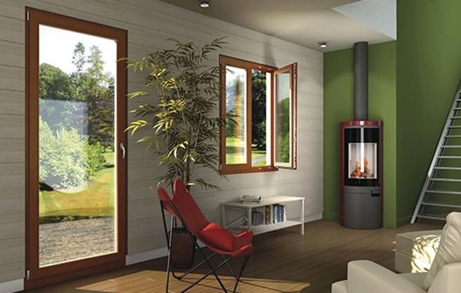 Fenêtres isolantes PVC Tryba : efficaces et à l'esthétique de son choix !